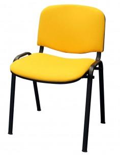Chaise confort tissu