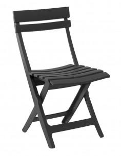 Chaise Miami pliante couleur