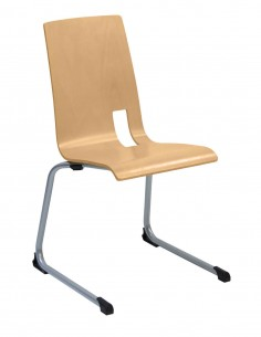 Chaise Anis appui sur table
