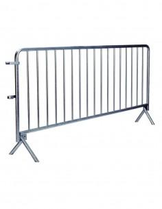 Barrière 2 m 50 - 17 barreaux