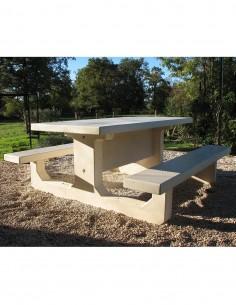 Table Grenat