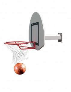 But de basket mural
