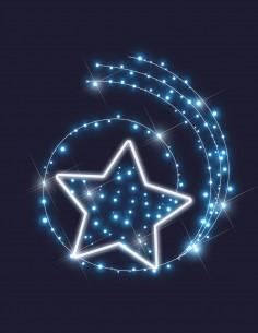 Étoile spirale